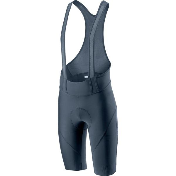 カステリ メンズ サイクリング スポーツ Velocissimo IV Bib Short - Men's Dark Steel Blue