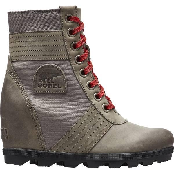 ソレル レディース ブーツ&レインブーツ シューズ Lexie Wedge Boot - Women's Quarry
