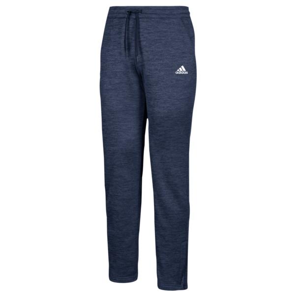 アディダス レディース カジュアルパンツ ボトムス Team Issue Fleece Pants Collegiate Navy/White