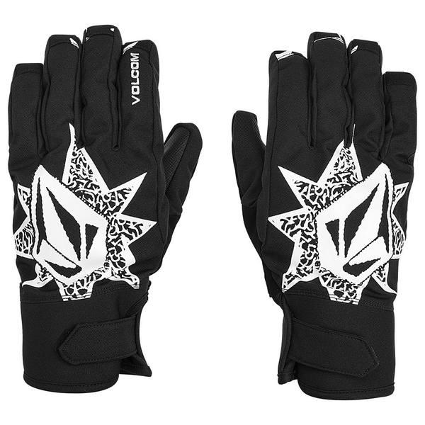 ボルコム メンズ アクセサリー 手袋 Black 安い VCO 全商品無料サイズ交換 Nyle xkri015d ストア Volcom