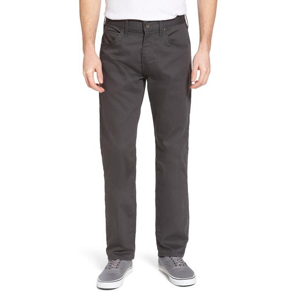 パタゴニア メンズ デニムパンツ ボトムス M's Performance Twill Jeans Forge Grey