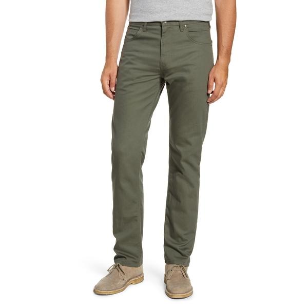 パタゴニア メンズ デニムパンツ ボトムス M's Performance Twill Jeans Industrial Green