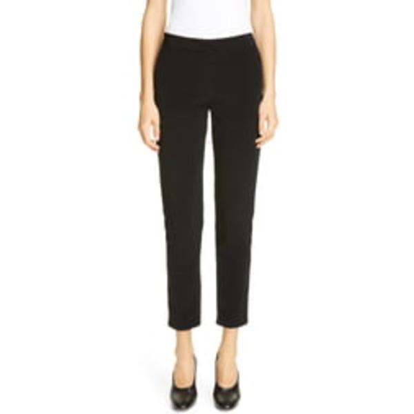 コー レディース カジュアルパンツ ボトムス Essentials Crop Skinny Pants Black