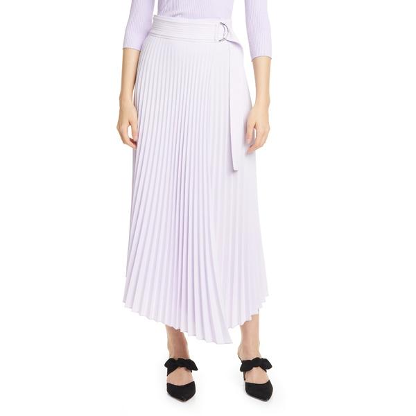 エーエルシー レディース スカート ボトムス Arielle Asymmetrical Pleated Skirt Chuckoo