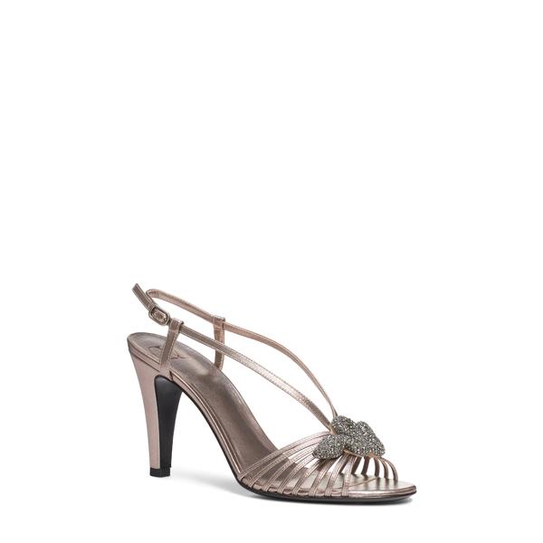 ヴァレンティノ ガラヴァーニ レディース サンダル シューズ Maison Snake Embellished Sandal Silver お花見 敬老の日 特価
