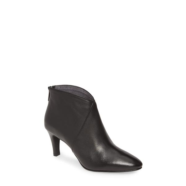 セイシェルズ レディース ブーツ&レインブーツ シューズ Lasting Impression Bootie Black Leather