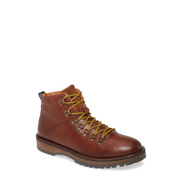 シューザベア メンズ ブーツ&レインブーツ シューズ Lawrence Plain Toe Boot Tan