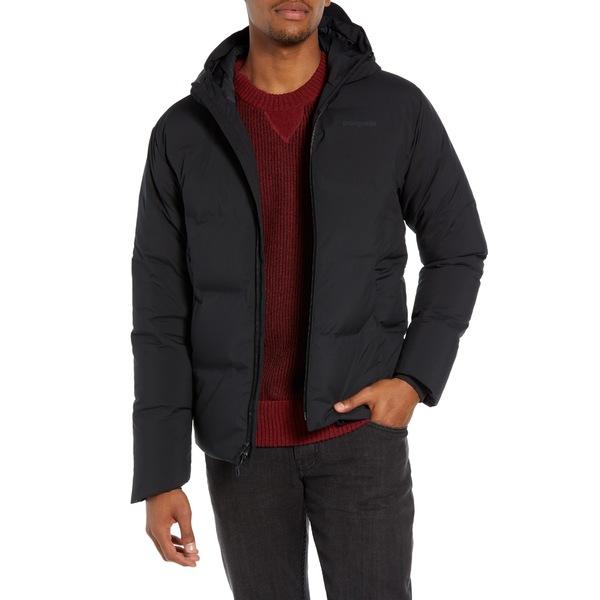 パタゴニア メンズ ジャケット&ブルゾン アウター Jackson Glacier Jacket Black