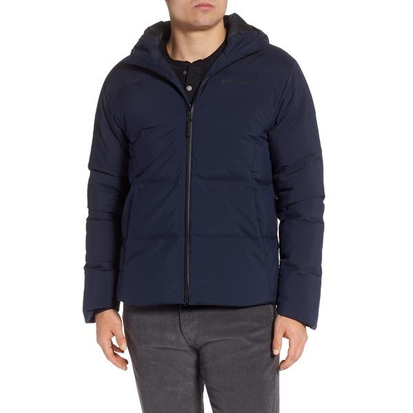 パタゴニア メンズ ジャケット&ブルゾン アウター Jackson Glacier Jacket Navy Blue