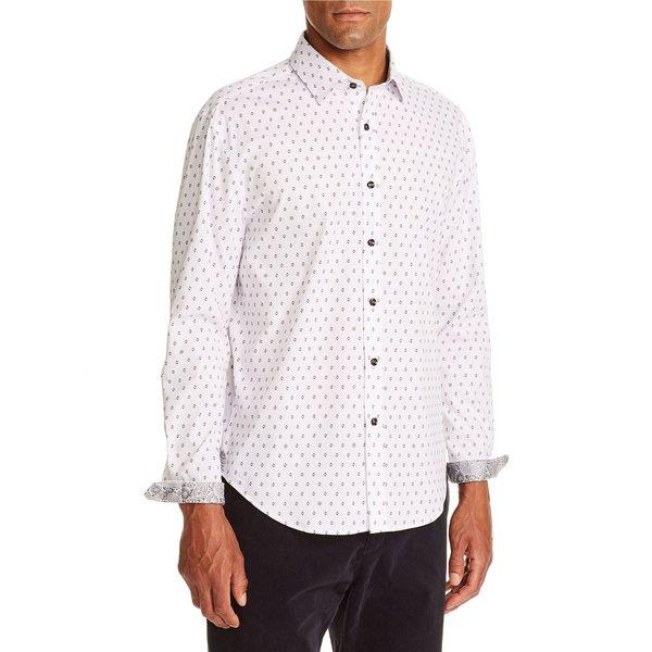 注目のブランド タリア メンズ シャツ トップス Men's Diamond Shirt White, 御菓子処松月堂 2ec90f86