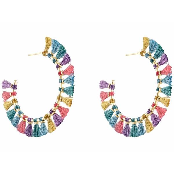 ケンドラスコット レディース アクセサリー ピアス イヤリング Gold 1年保証 Multi Mix Earrings 正規激安 全商品無料サイズ交換 Hoop Evie