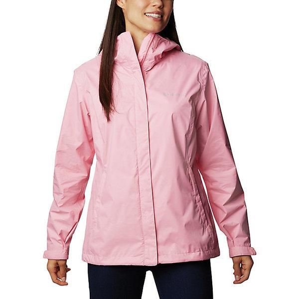 コロンビア レディース ジャケット&ブルゾン アウター Columbia Women's Arcadia II Jacket Pink Orchid