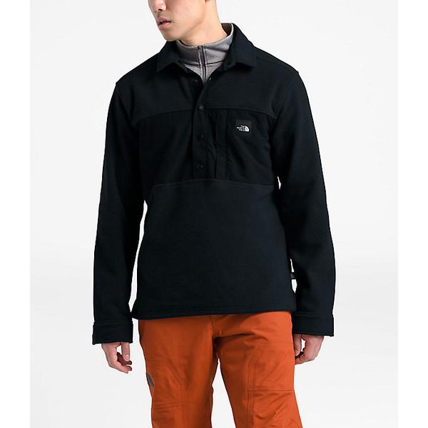 ノースフェイス メンズ ジャケット&ブルゾン アウター The North Face Men's Davenport Pullover TNF Black