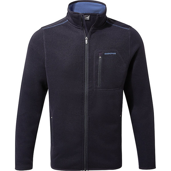クラッグホッパーズ メンズ ジャケット&ブルゾン アウター Craghoppers Men's Etna Jacket Dark Navy Marl