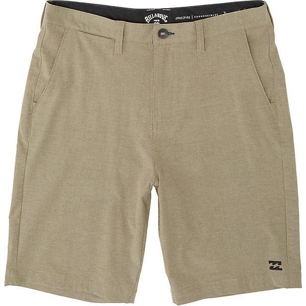 Billabong Men's ボトムス Crossfire Short Khaki メンズ ビラボン ハーフ&ショーツ