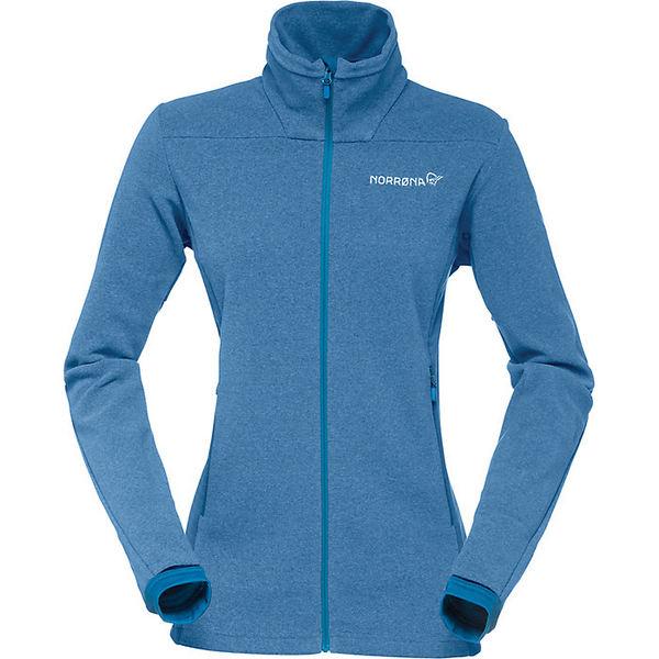 ノローナ レディース ジャケット&ブルゾン アウター Norrona Women's Falketind Warm1 Jacket Denimite