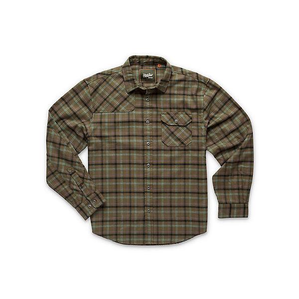 ハウラーブラザーズ メンズ シャツ トップス Howler Brothers Men's Harker's Flannel Marksman Green