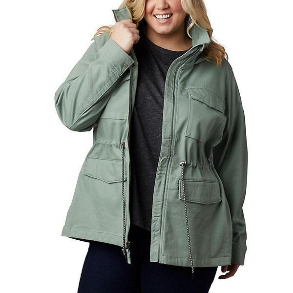 コロンビア レディース ジャケット&ブルゾン アウター Columbia Women's Tummil Pines Jacket Light Lichen