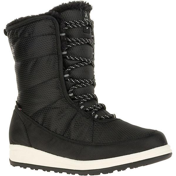 カミック レディース ブーツ&レインブーツ シューズ Kamik Women's Bianca Boot Black