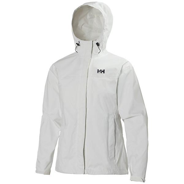 ヘリーハンセン レディース ジャケット&ブルゾン アウター Helly Hansen Women's Loke Jacket White