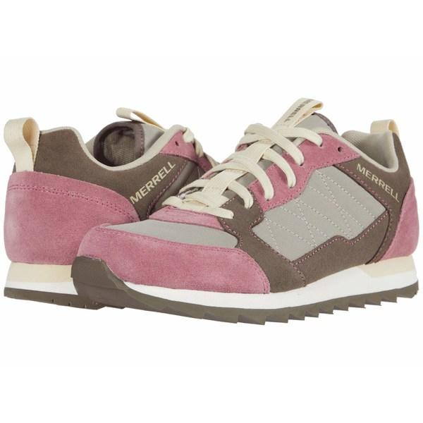 メレル レディース スニーカー シューズ Alpine Sneaker Erica/Falcon