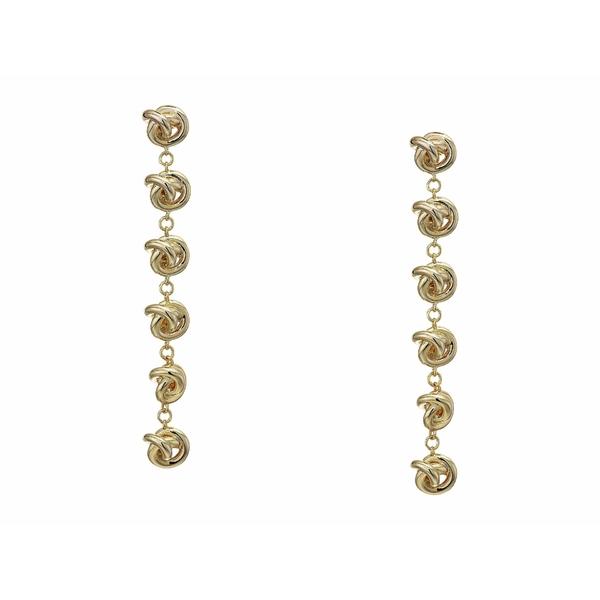 ケンドラスコット レディース ピアス&イヤリング アクセサリー Presleigh Linear Earrings Gold Metal