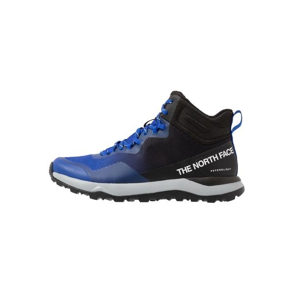 ノースフェイス メンズ スポーツ ハイキング blue 本日限定 black 全商品無料サイズ交換 M xngb018b shoes FUTURELIGHT ACTIVIST MID レビューを書けば送料当店負担 Hiking -
