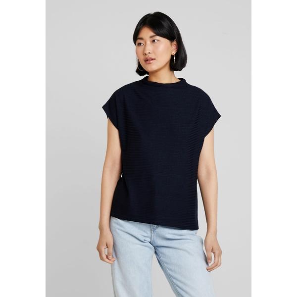 サムデイ レディース トップス Tシャツ bold [再販ご予約限定送料無料] blue KERRIS Print T-shirt - お求めやすく価格改定 xngb018e 全商品無料サイズ交換