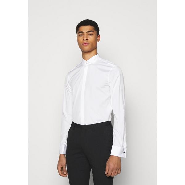 ジョープ メンズ トップス シャツ white 全商品無料サイズ交換 xngb0192 PAULY shirt Formal 税込 - 新生活