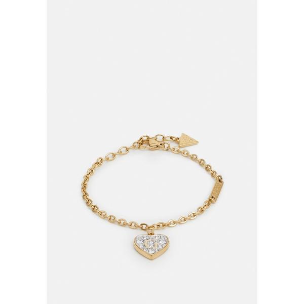 ゲス レディース アクセサリー ブレスレット バングル アンクレット gold-coloured メーカー再生品 G 全商品無料サイズ交換 ブランド激安セール会場 xnip0089 SHINE Bracelet -