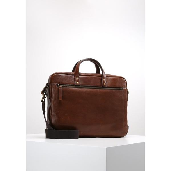 安全 フォッシル メンズ バッグ ショルダーバッグ cognac HASKELL 国内正規総代理店アイテム 全商品無料サイズ交換 - xnip008b Briefcase