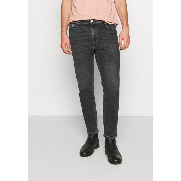 トミーヒルフィガー メンズ ボトムス デニムパンツ barton black 全商品無料サイズ交換 Straight DAD - STRAIGHT 蔵 leg 国産品 jeans xnip008e