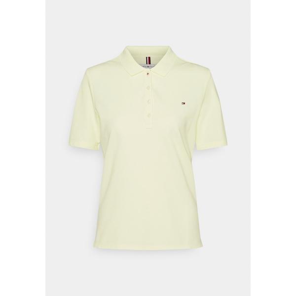 トミー 販売実績No.1 ヒルフィガー レディース トップス ポロシャツ yellow 全商品無料サイズ交換 - xnip008f 海外並行輸入正規品 Polo shirt