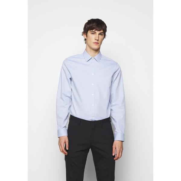 タイガー オブ スウェーデン メンズ トップス シャツ light xnip0090 shirt 半額 FERENE - Formal 全商品無料サイズ交換 blue ついに入荷