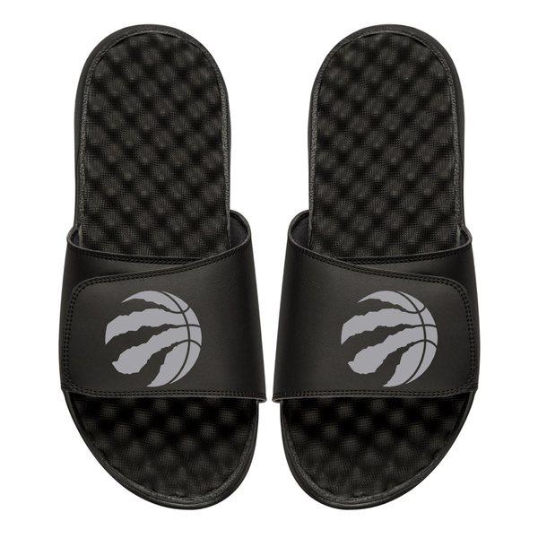 アイスライド メンズ サンダル シューズ Toronto Raptors Primary iSlide Sandals Black