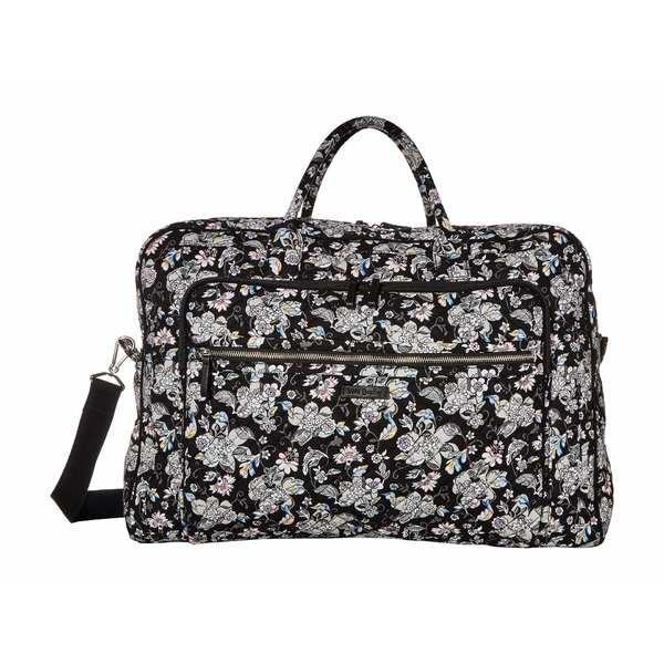 ベラブラッドリー レディース ボストンバッグ バッグ Iconic Grand Weekender Travel Bag Holland Garden