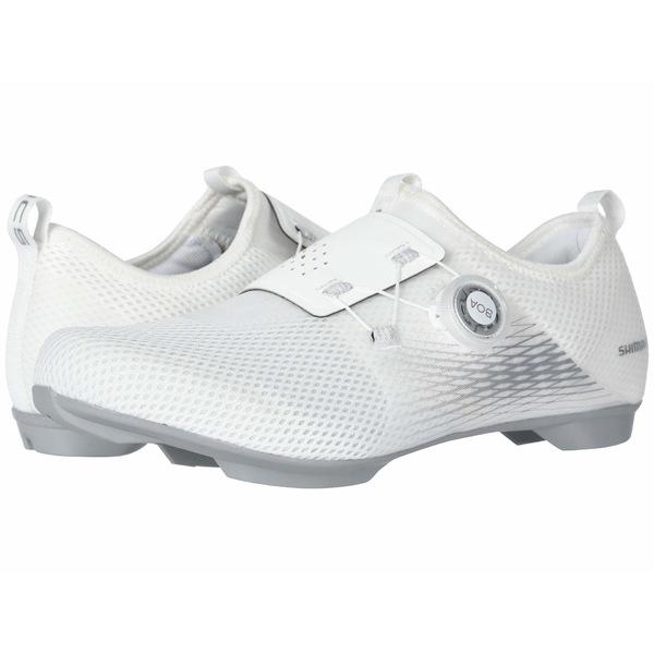 シマノ レディース スニーカー シューズ IC 500 Indoor cycling shoe White