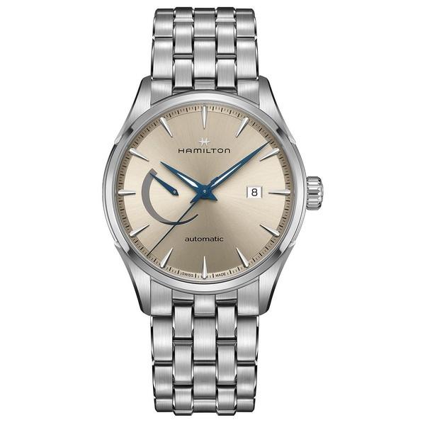 数量は多 ハミルトン レディース 腕時計 アクセサリー Men's Swiss Automatic Jazzmaster Stainless Steel Bracelet Watch 42mm Stainless Steel, 特売 6ca9a2fb