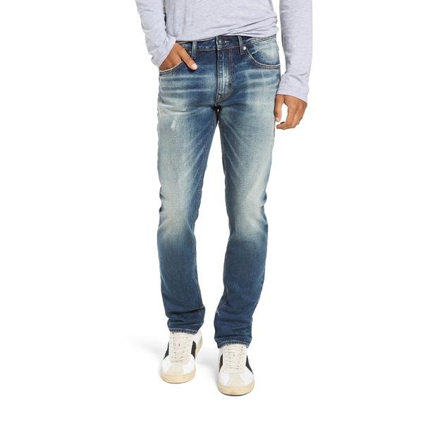 ボトムス メンズ Jeans ヴィゴス Mick Slim WASH デニムパンツ VINTAGE