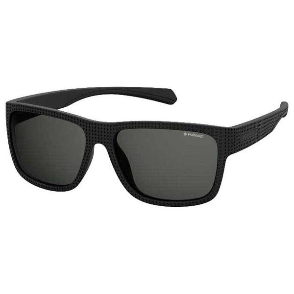 ポラロイド メンズ アクセサリー サングラス アイウェア Dark Black 全商品無料サイズ交換 永遠の定番モデル Polaroid PLD 7025 信頼 xtqc0153 Polarized S eyewear