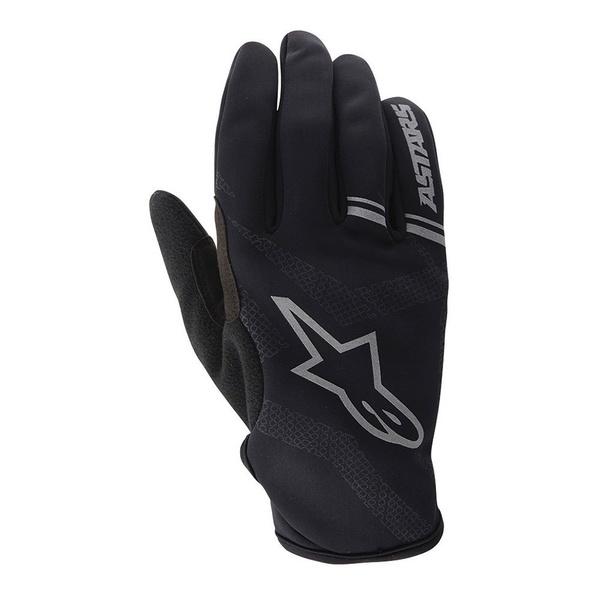 アルパインスターズ メンズ アクセサリー 男女兼用 手袋 Black 全商品無料サイズ交換 選択 Alpinestars Stratus xtqc0153