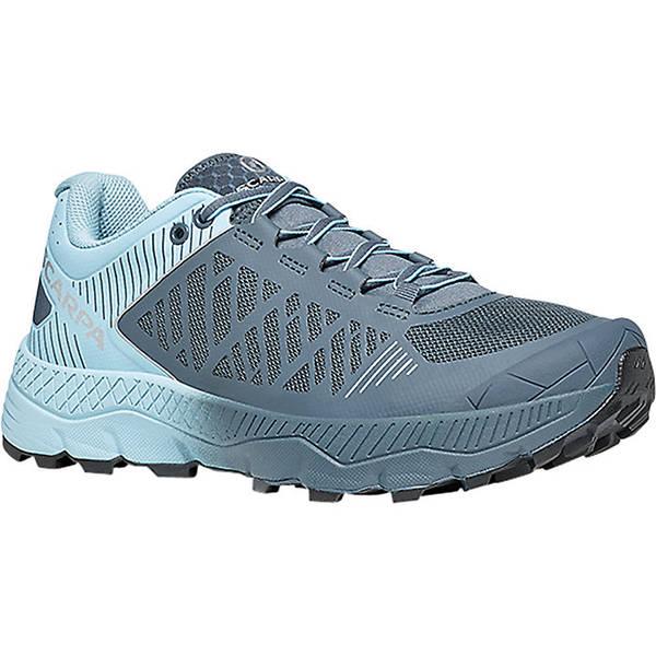 スカルパ レディース ランニング スポーツ Scarpa Women's Spin Ultra Shoe Iron Grey/Sky