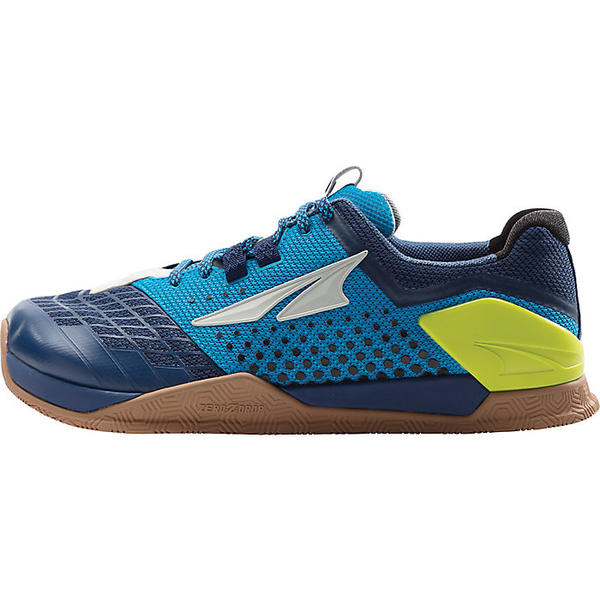 オルトラ メンズ ランニング スポーツ Altra Men's Hiit XT Shoe Blue / Lime