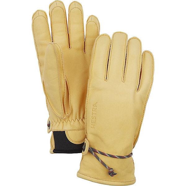 ヘストラ レディース 手袋 アクセサリー Hestra Wakayama Glove Natural Brown / Natural Brown