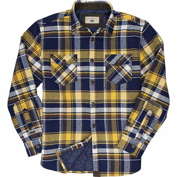 ダコタグリズリー メンズ シャツ トップス Dakota Grizzly Men's York Flannel Cub