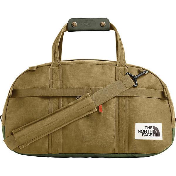 ノースフェイス レディース ボストンバッグ バッグ The North Face Berkeley Duffel Bag British Khaki Lt Heather/New Taupe Green Lt Heathr