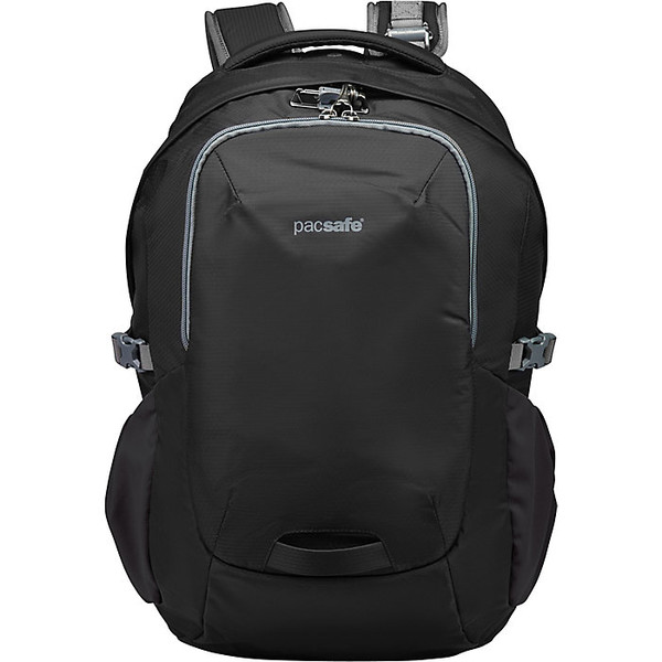 パックセーフ メンズ バックパック・リュックサック バッグ Pacsafe Venturesafe 15L G3 Backpack Black