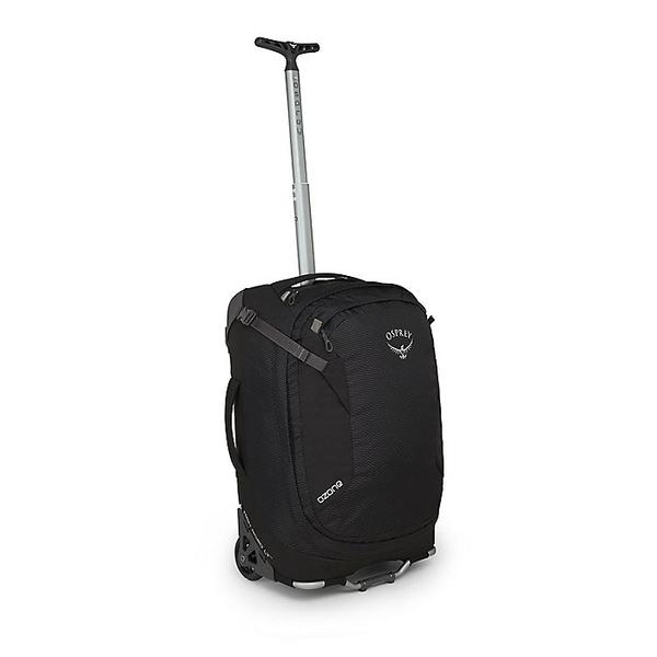 オスプレー レディース ボストンバッグ バッグ Osprey Ozone 21.5 Inch Travel Pack Black