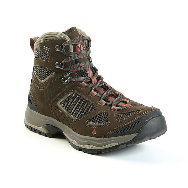 バスク メンズ ハイキング スポーツ Vasque Men's Breeze III GTX Boot Brown Olive/Bungee Cord