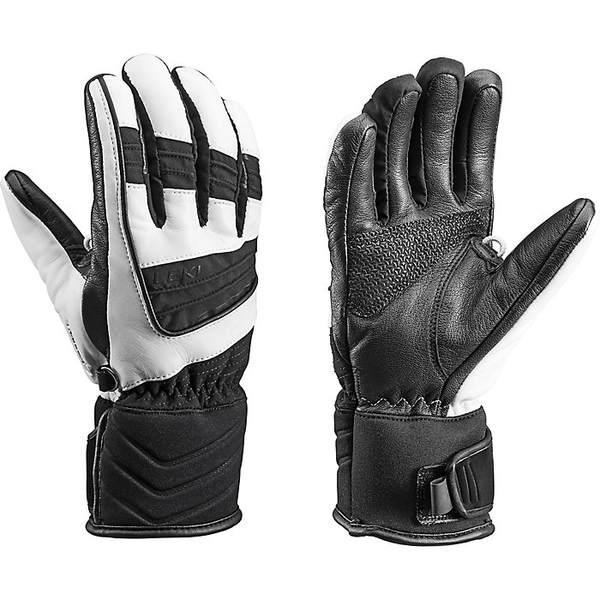 レキ レディース 手袋 アクセサリー Leki Women's Griffin S Glove Black / White